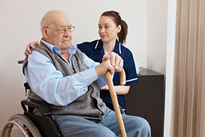 Disabled home care services in Bristol
