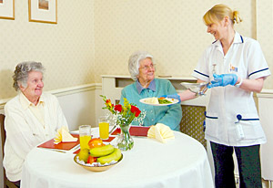 nursing and care worker staffing services