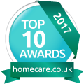 Home care London top 10 care award