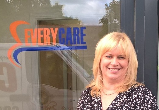 Everycare Wirral home care services