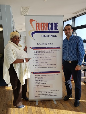 Everycare Hastings Gogglebox