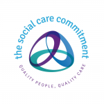 Social care commitment logo - mid sussex