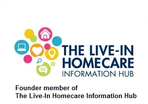 Founder member of the live in care information hub