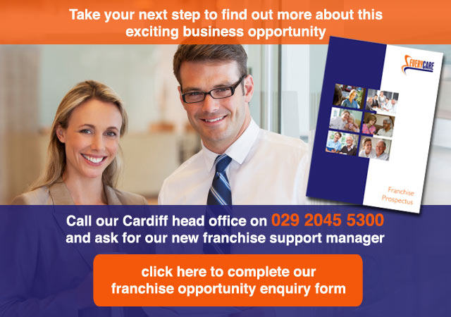 Click here for our Franchise Opportunity Enquiry Form