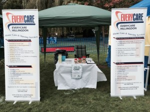 everycare pinner - home care stand