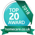 Home care award Wirral